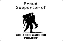 To honor and empower Wounded Warriors