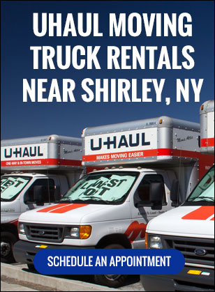 UHAUL moving truck rentals